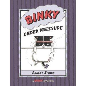 binky under pressure